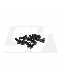 Body Screws M2x6 - 10 pack