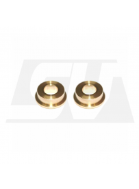 Brass Bushing - One flanged side