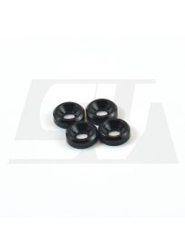 Motor screw washers - Black